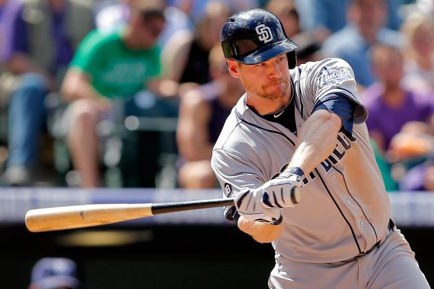 Creating a Blueprint to Rebuilding the San Diego Padres Around Chase Headley