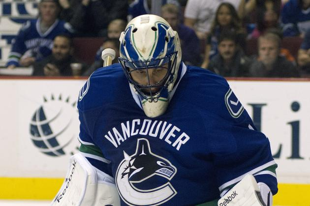 "Luongo on Being a Backup: ""I've Put My Ego Aside"""