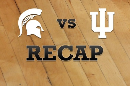 Michigan State vs. Indiana: Recap and Stats