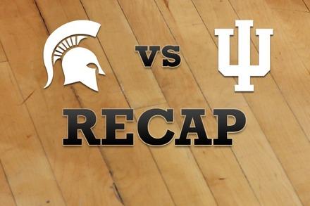 Michigan State vs. Indiana: Recap and Stats
