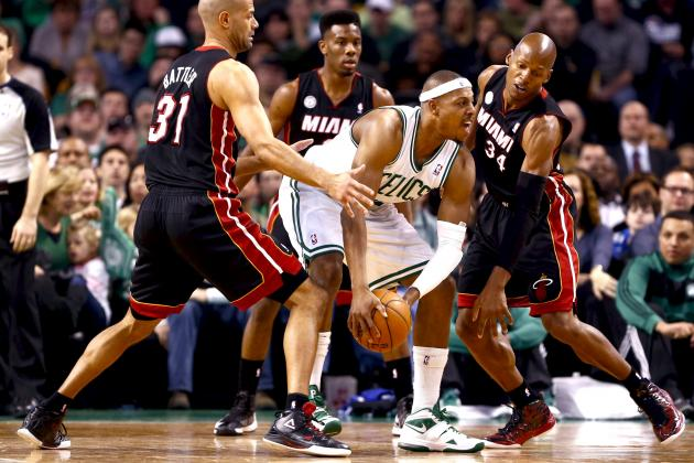 Miami Heat vs. Boston Celtics Live Analysis, Score Updates and Highlights
