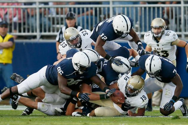 Penn State Football: Why Defense Will Have to Lead the Team in 2013