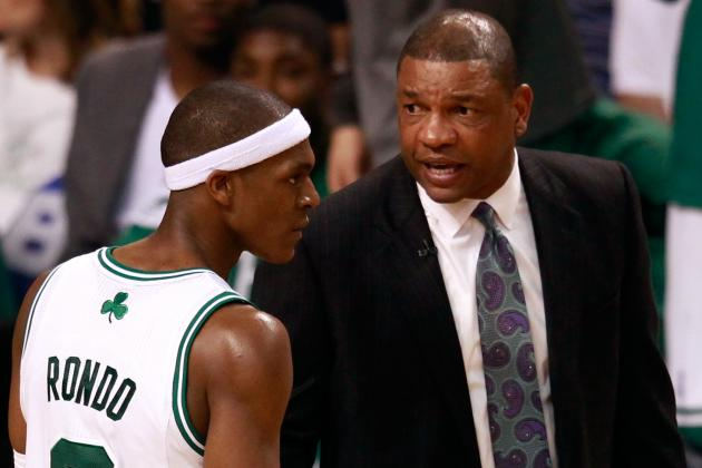 Doc Rivers Comments on Rondo's Season-Ending Injury