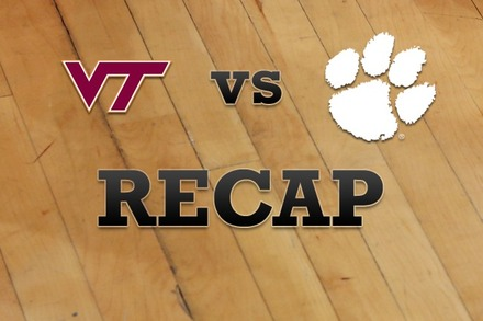 Virginia Tech vs. Clemson: Recap and Stats