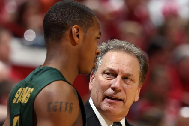 Loss at Indiana 'Painful' for MSUs Keith Appling, Who Suffered from Foul Trouble