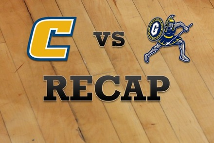 Chattanooga vs. UNC Greensboro: Recap and Stats
