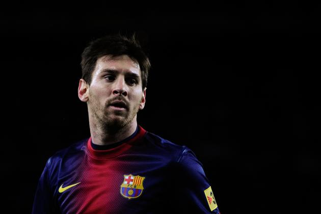 Lionel Messi: La Liga's Youngest to 200 Goals Primed for Stellar 2013 Finish
