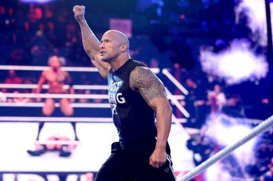 The Rock's Appearance Will Be Outshined by the Royal Rumble Match