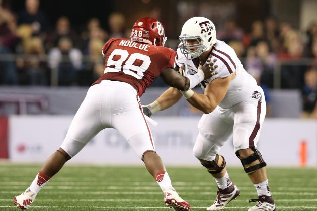 Texas A&M Football: How Aggies Can Scheme Around Inexperienced O-Line in 2013