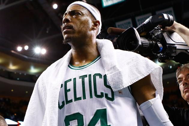 Celtics Beat Heat in Double Overtime Without Rondo, 100-98