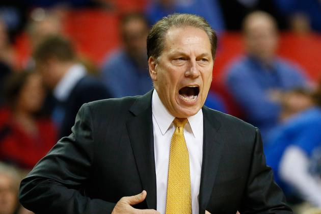 Tom Izzo Proud of Spartans, but Laments Opportunity Lost