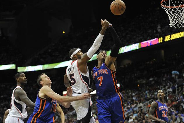 Atlanta Hawks vs. New York Knicks: Live Score, Results and Game Highlights