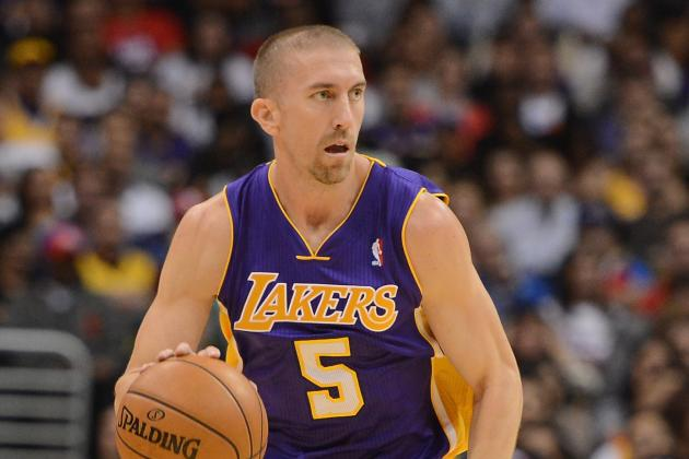 Steve Blake Set to Return Tuesday vs. Hornets