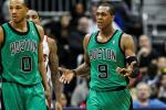 Rajon Rondo Out for Season with Torn ACL