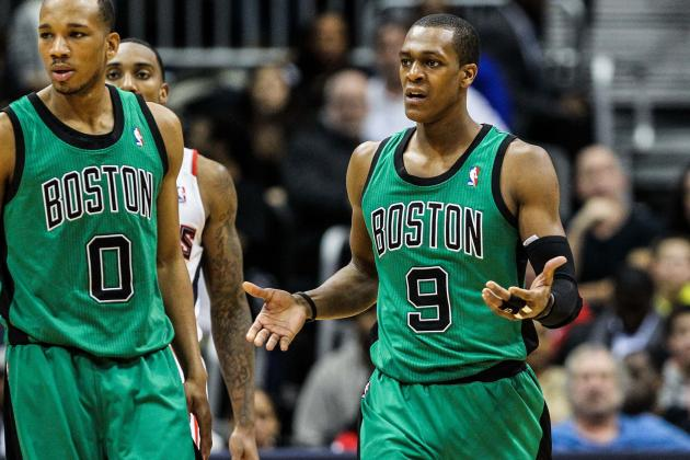How Rajon Rondo, Boston Celtics Might Have Let Star Play Through ACL Injury