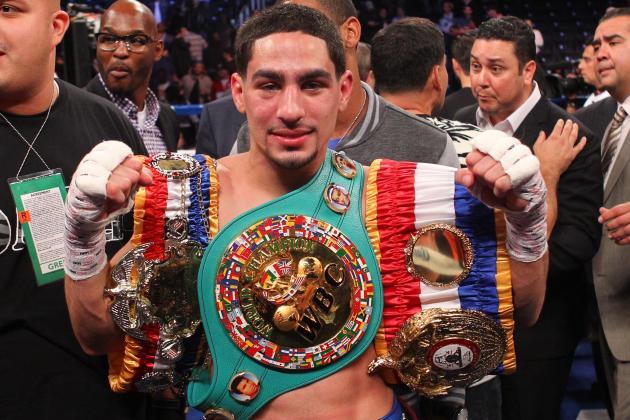Garcia-Judah Fight Is off