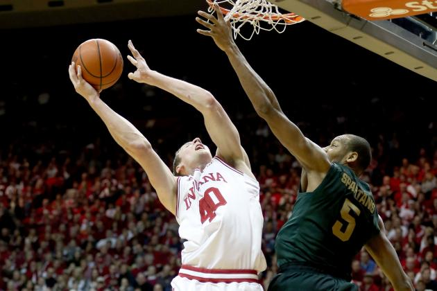 Cody Zeller: Offensive Woes Continue, Yet Indiana Survives