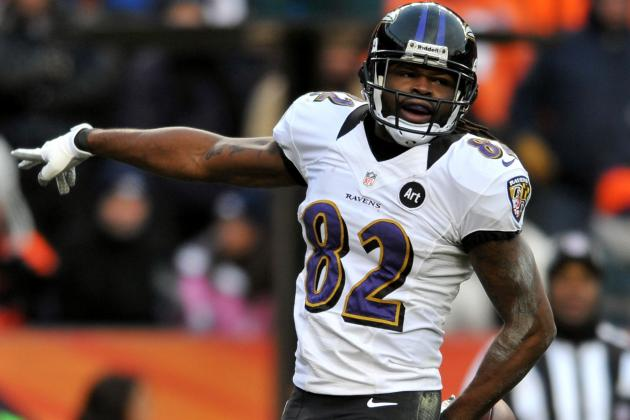Ravens WR Smith Beats Defensive Backs, Adversity