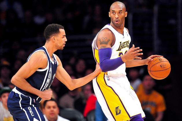 Thunder vs. Lakers Live Analysis, Score Updates and Highlights