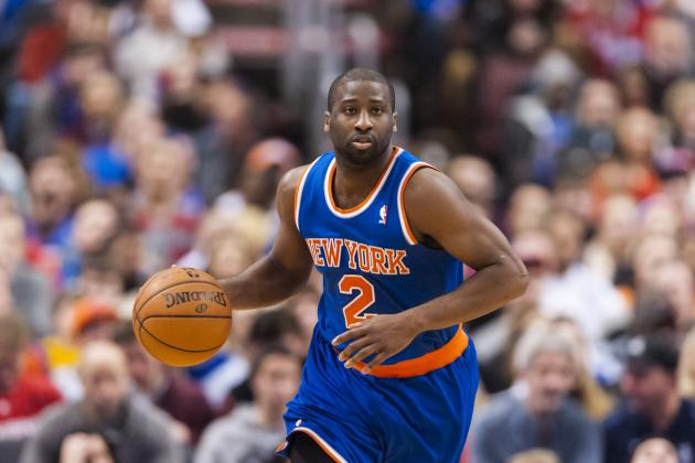 Are NY Knicks Eastern Conference Favorites with Healthy Raymond Felton?