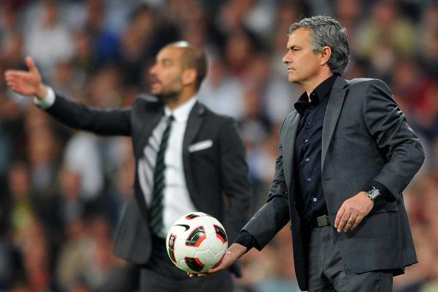 Mourinho Questions Guardiola's Decision to Move to Germany