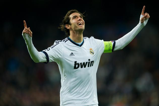'Clubs Still Negotiating with Kaka'
