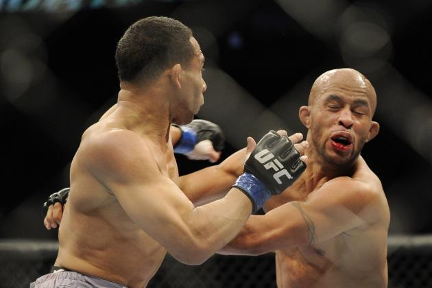 UFC on Fox 6 Ratings Improve 13 Percent over Last Fox Card
