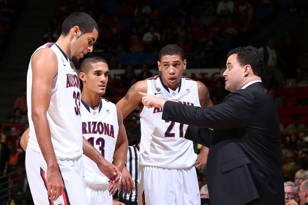 Arizona Basketball: Chol, York Working Hard on the Fringe of Playing Rotation