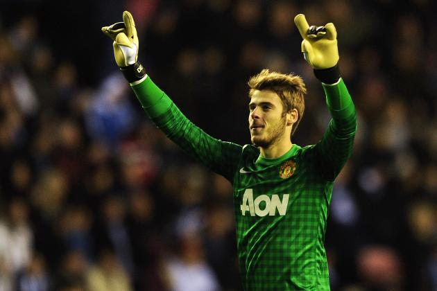 Manchester United Goalkeeper David de Gea Defended by Tony Coton