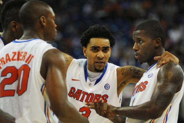Gators Peaking Too Early? Undefeated January Leaves SEC Teams in the Dust
