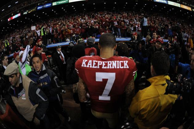 Top Ten Moments from the 49ers' 2012 Season