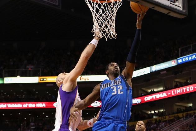 NBA Gamecast: Suns vs. Mavericks
