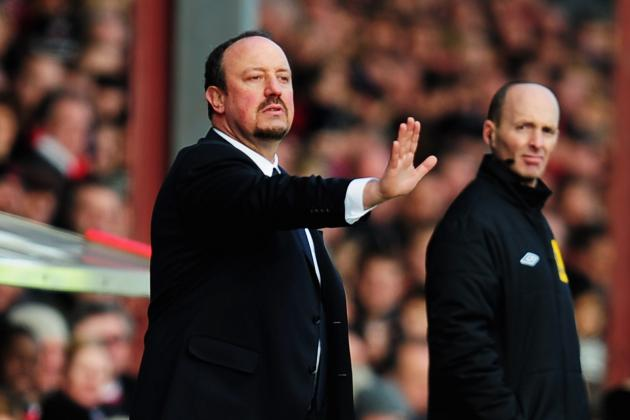 An Open Letter to Chelsea Interim Manager Rafa Benitez