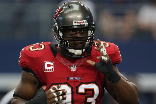 Tampa Bay Buccaneers' McCoy Finally Realizing Talents