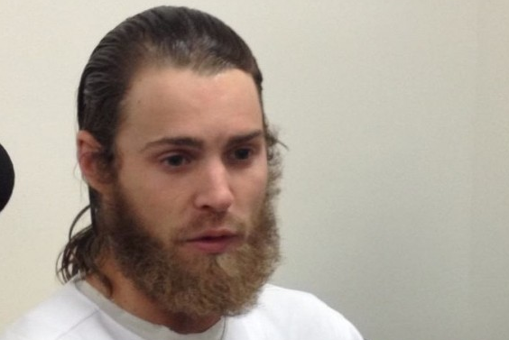Josh Reddick's Beard Is Impressive, Disturbing, Gross