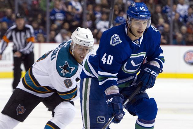 ESPN Gamecast: Canucks vs. Sharks