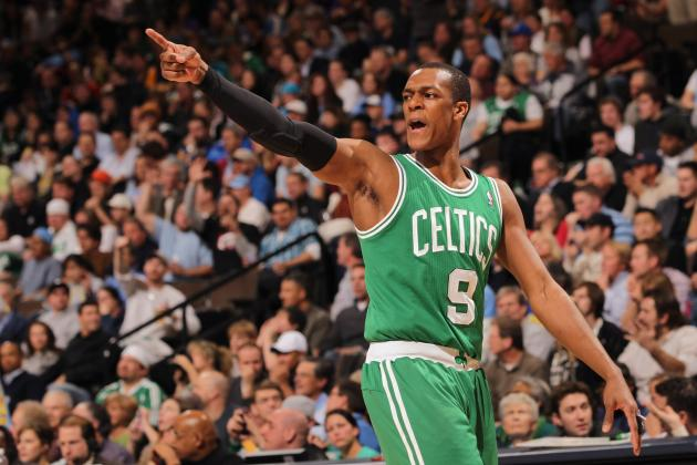Rajon Rondo's Torn ACL Will Doom the Boston Celtics