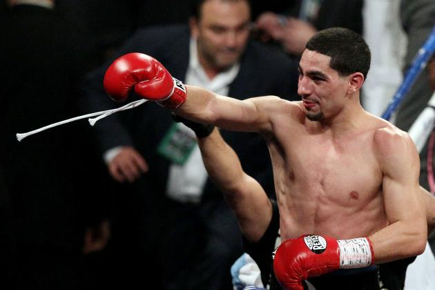 Danny Garcia vs. Zab Judah Postponed to April 27th