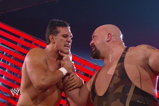 WWE Royal Rumble Results: Did Alberto Del Rio vs. Big Show Top Their Last Match?