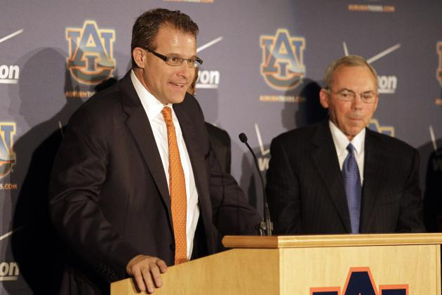 Auburn Football Recruiting: Tigers Poised for a Strong Finish to the 2013 Class