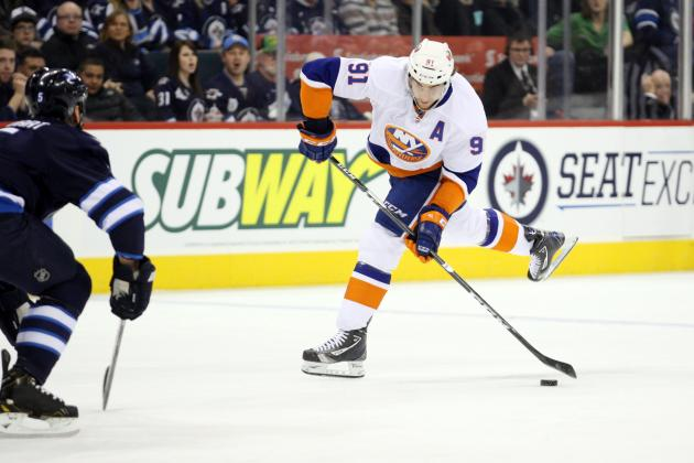 John Tavares Struggling to Score, but His Game Has Grown