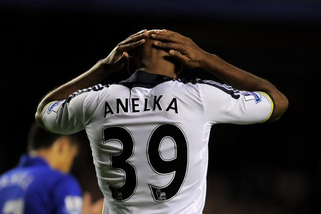 Nicolas Anelka Undergoing Juventus Medical Ahead of Loan Deal