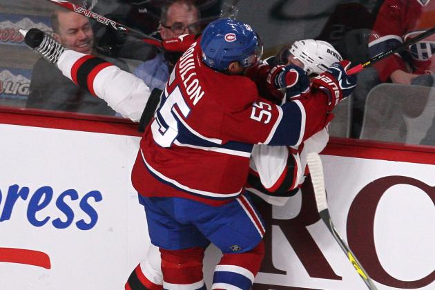 Canadiens 4, Devils 3, OT