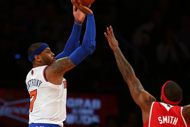 NBA Gamecast: Hawks vs. Knicks
