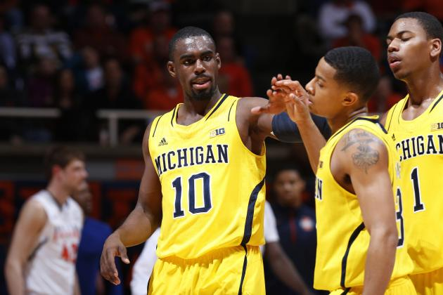 Michigan Basketball: What No. 1 Ranking Would Mean for Wolverines