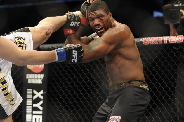 Rampage Jackson: Breaking Down His Final UFC Performance