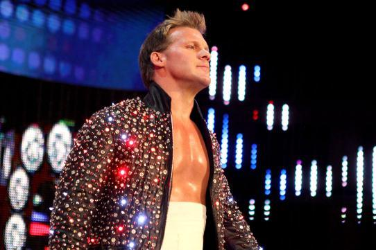 WWE Royal Rumble 2013: Chris Jericho Returns