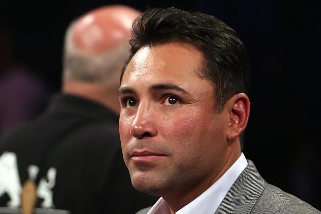 De La Hoya: Bradley-Mayweather Won't Happen
