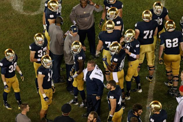 Notre Dame Football: Why 2013 Is BCS or Bust for the Irish