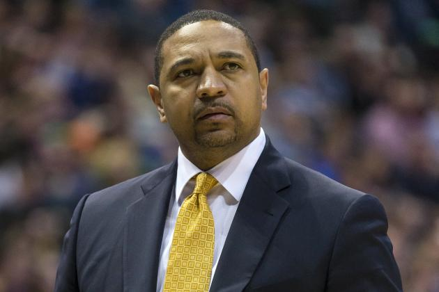 Warriors Coach Mark Jackson Keeps Even Keel After Consecutive Losses